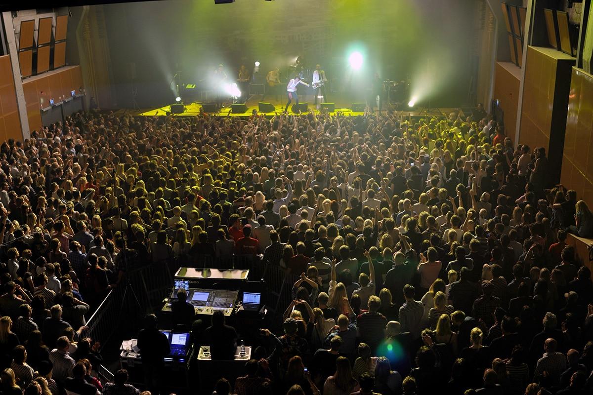 Flygeln konsert lokal Norrköping