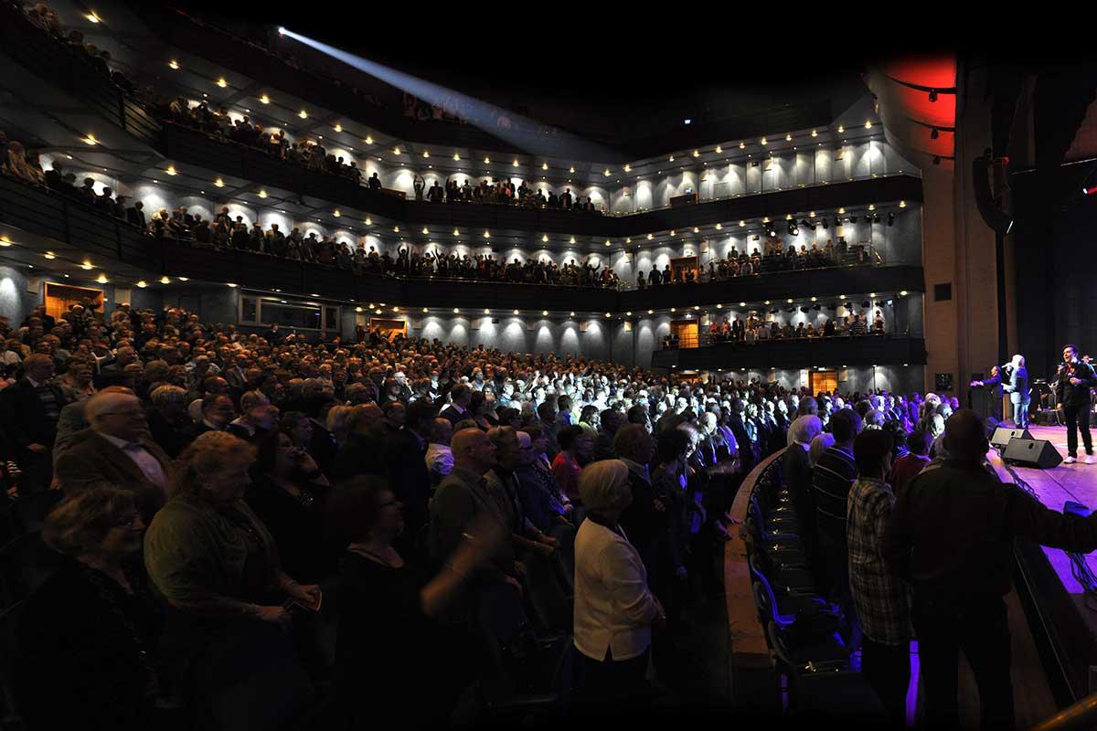 De Geerhallen konsertlokal Norrköping