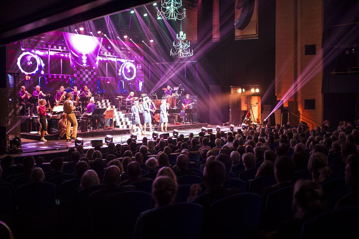 De Geerhallen Norrköping konserthall