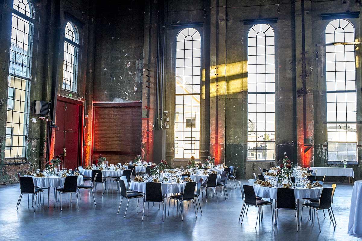 Bröllopslokal Norrköping - Värmekyrkan
